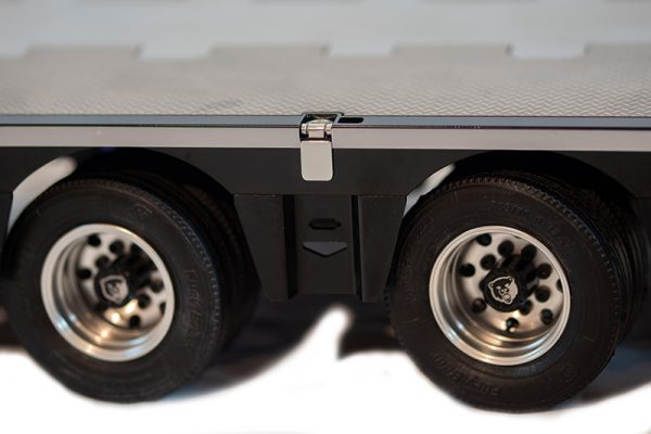 Fury bear 2+5 trailer 7 axle low loader