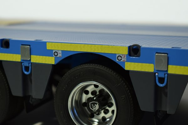 Fury bear 1:14 Nooteboom OSDS trailer 3 axle low loader