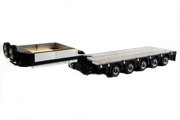 Fury bear trailer 5 axle low loader